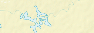 Lake Ozark map (detail)