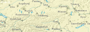 Grundlsee map (region)